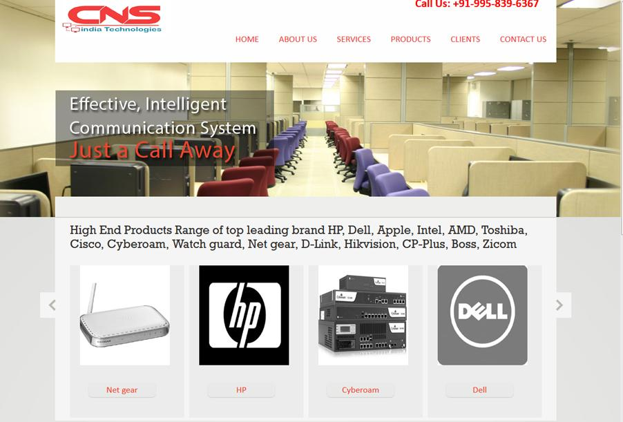 CNS Technologies, CNS Group India