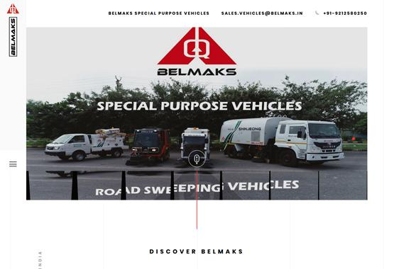 Belmaks Vehicles Faridabad
