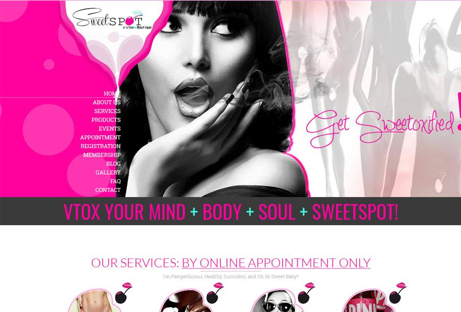 SweetSpot Vtox Boutique