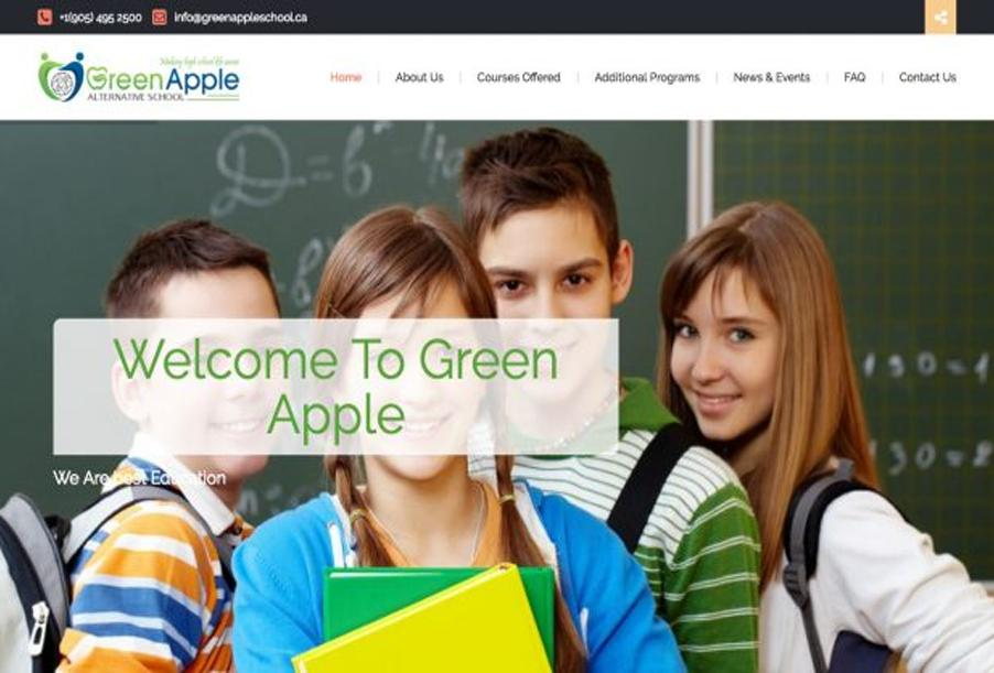 Green Apple School, Brampton, Canada